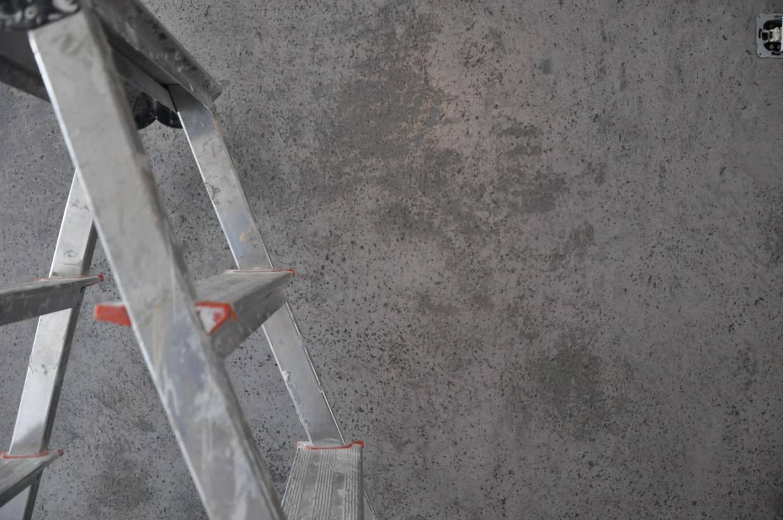 beton po lakierowaniu